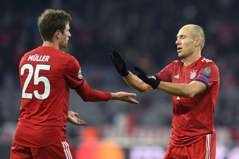 Lazio Robben