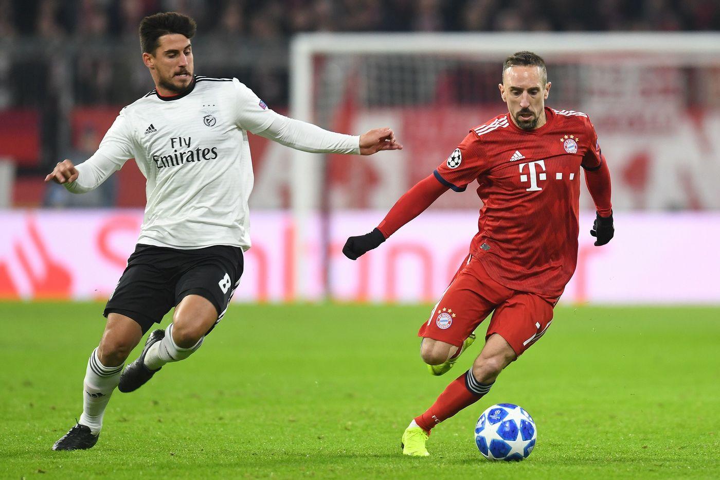 Ribery (AFP/LaPresse)