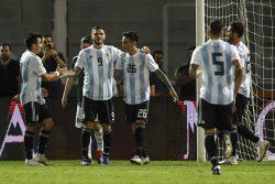 Gol Icardi, il bomber dell'Inter si sblocca con l'Argentina: