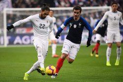 Francia-Uruguay, la partita di Griezmann: le Petit Diable e l'amore per il paese sudamericano [FOTO]