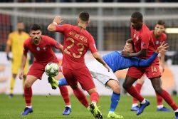 Italia Portogallo 0 0, le pagelle di CalcioWeb