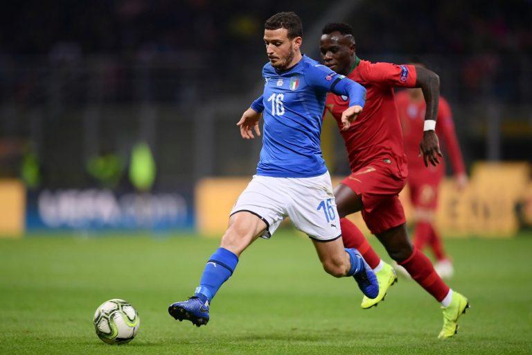 Florenzi (AFP/LaPresse)