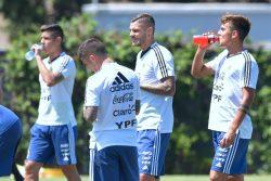 Argentina, assist di Dybala nel 2 0 sul Messico. Icardi sube