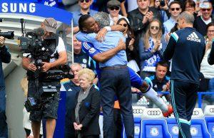 Drogba Mourinho ritiro