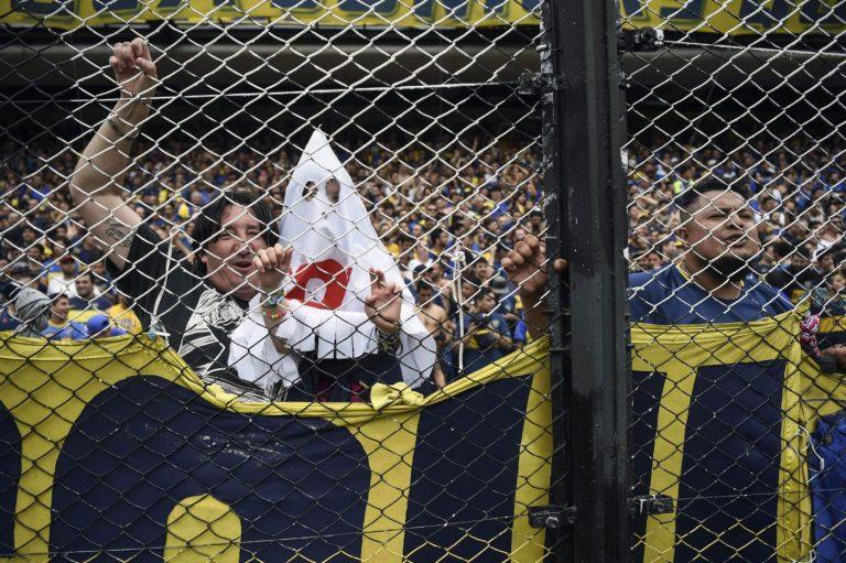 Libertadores tifoso Boca