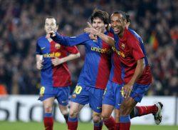 """Barcellona, Henry su Messi: """"Il suo gol più bello è…"""" [VIDEO"""