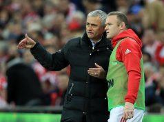 Rooney Mourinho
