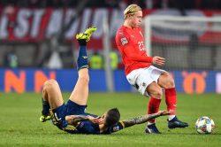 Uefa Nations League, i risultati delle 18: retrocede l'Irlan