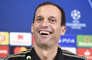 Juventus valencia Allegri