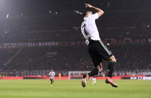Esultanza Ronaldo