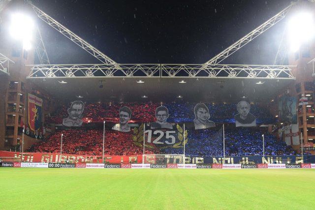 protesta tifosi Genoa