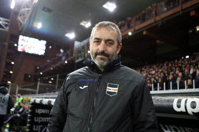 Sampdoria-Frosinone formazioni