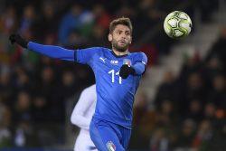 Italia USA diretta live 0 0: Lasagna sbaglia un gol già fatt