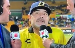 Maradona rissa