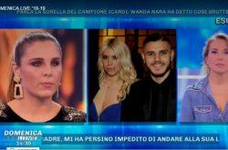 Sorella Icardi, l'appello all'attaccante dell'Inter ed alla