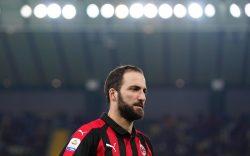 Milan, la permanenza di Higuain adesso è a rischio: va via g