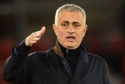 """Mourinho stuzzica la Juventus: """"se uscisse agli ottavi non s"""
