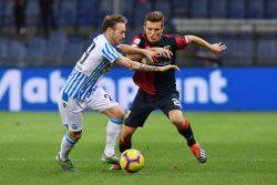 Il Genoa 'strappa' un punto in 10 uomini: reazione contro la