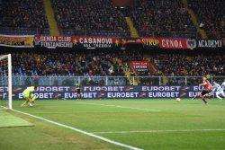 Genoa, striscione shock a 'sfondo sessuale' contro la figlia