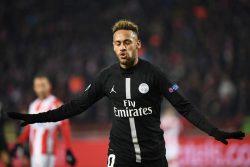Offese all'arbitro |  Uefa apre procedimento contro Neymar