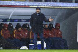 """Plzen Roma, Di Francesco: """"Siamo mancati in fase difensiva,"""