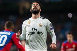 Real Madrid Isco, è rottura: lo spagnolo potrebbe partire gi