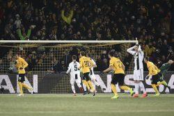 Young Boys Juventus 2 1, bianconeri distratti a Berna: il pr