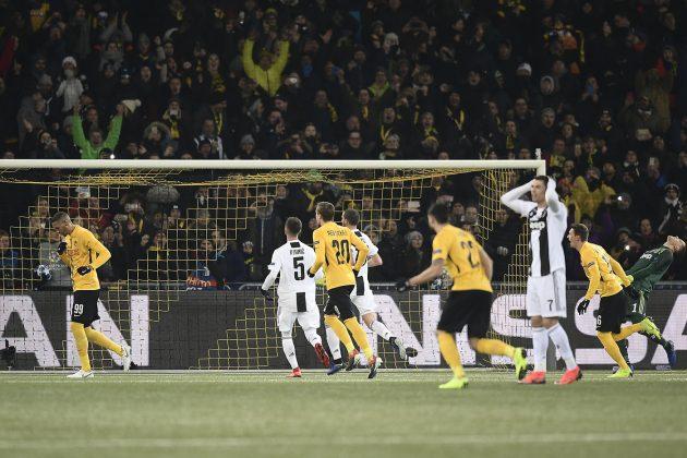 Young Boys Juventus