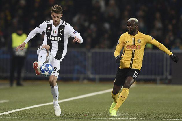 Juventus formazione
