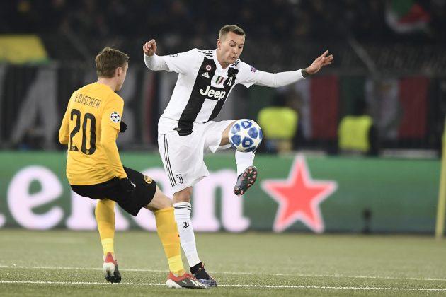 Infortuni Juventus