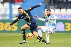 Serie A, la traversa ferma la Spal: 0 0 nel lunch match con