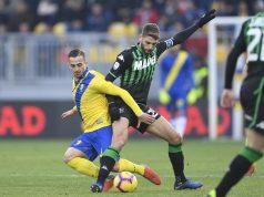 pagelle Frosinone Sassuolo
