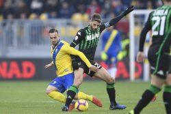 Frosinone-Sassuolo 0-2, le pagelle di CalcioWeb