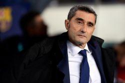 """Barcellona, Valverde difende Guardiola: """"Per me resta il mig"""