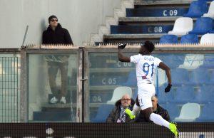 Atalanta gol fatti