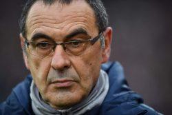 """Chelsea, Sarri: """"squadra difficile da motivare"""""""