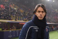 """Bologna Milan, Inzaghi: """"siamo una squadra viva, non molliam"""