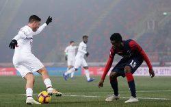 Bologna Milan 0 0, le pagelle di CalcioWeb [GALLERY]