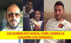 Calciomercato Genoa, come cambia la squadra con Prandelli: g