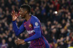 Barcellona, dalla PlayStation alla realtà: il gol di Dembelè