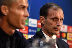 Juventus, la certezza Ronaldo e l'enigma Allegri