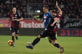 """Cagliari, Klavan: """"le differenze con il Liverpool? La prepar"""