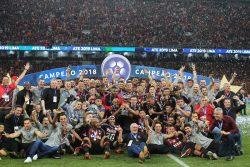 Coppa Sudamericana: l'Atletico Paranaense trionfa ai rigori