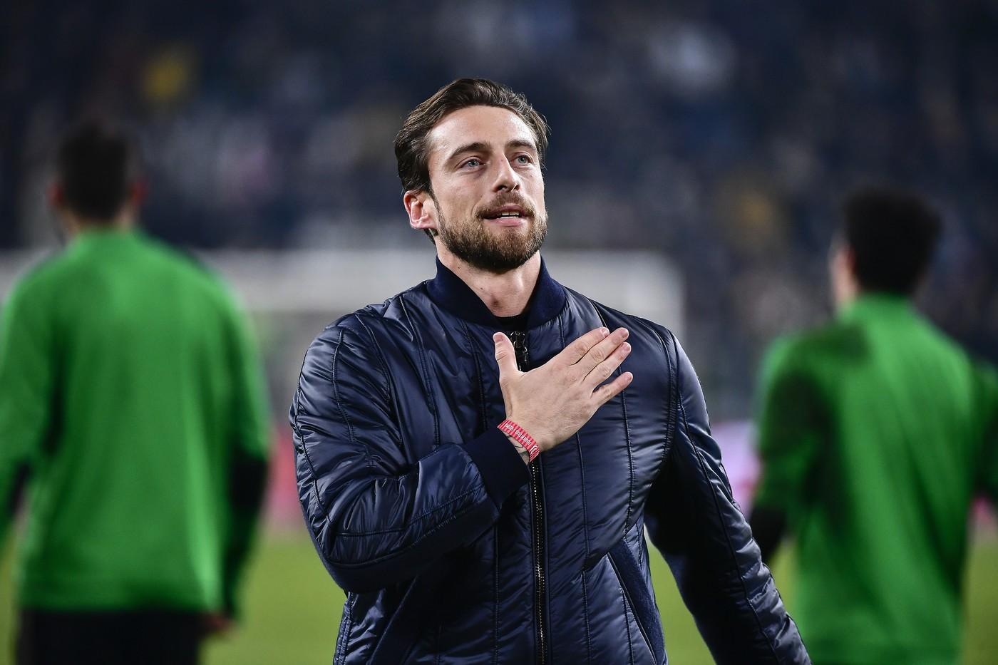 Marchisio (Foto Marco Alpozzi/LaPresse)