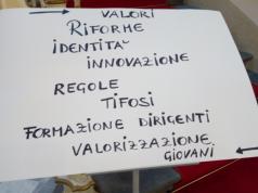 cartello sede Lega Pro