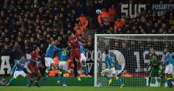 Il solito Salah trascina il Liverpool, Napoli eliminato ma a