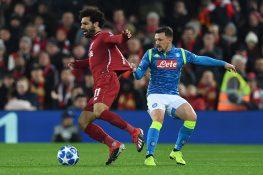 Napoli-Liverpool streaming |  dove vedere la partita in tv