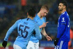 Coppa di Lega inglese, brivido Manchester City: si qualifica