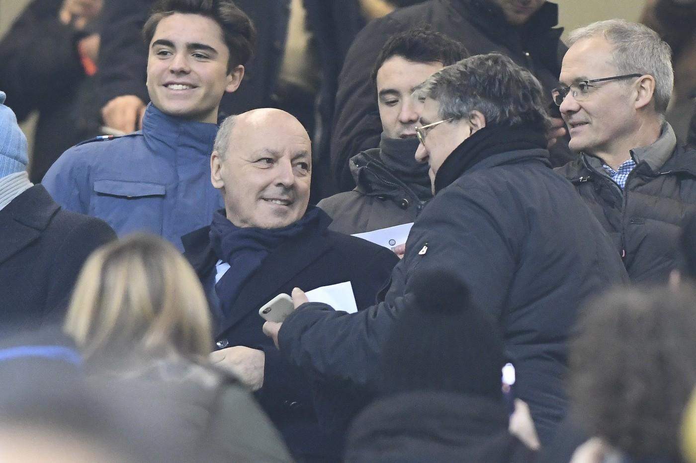 Marotta, Conte è allenatore vincente