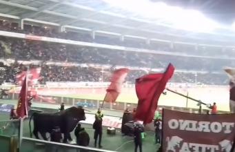 Coreografia Torino-Juventus